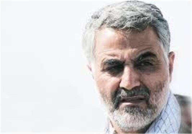 قائدفیلق القدس: سوریا خط أحمر وستکون مقبرة الامریکیین