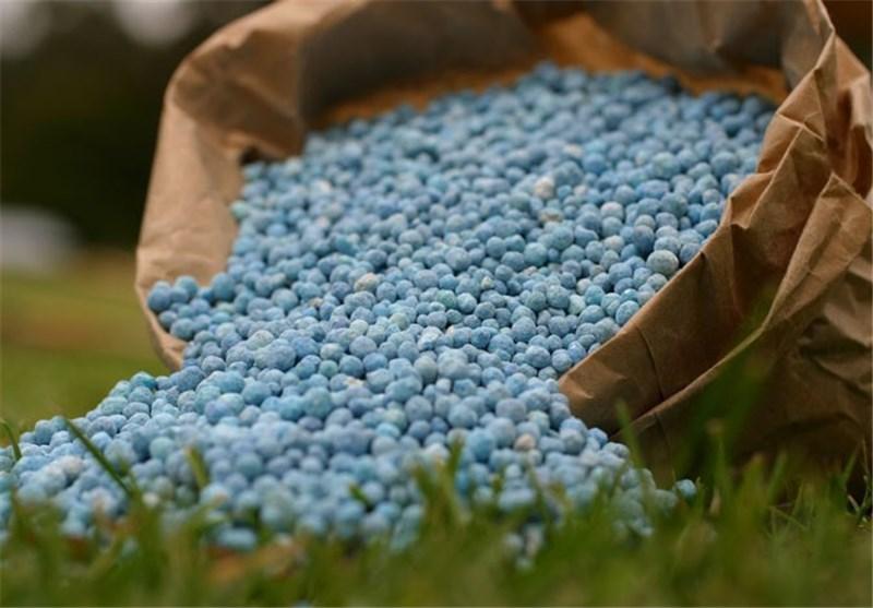 800 هزار تن کود تحویل بخش کشاورزی شد