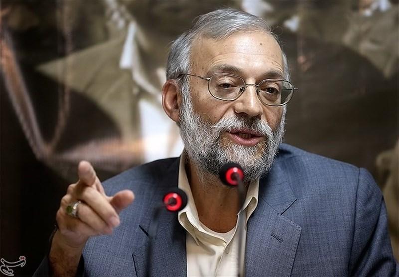 محمد جواد لاریجانی یؤکد ضرورة التمسک بالحقوق الوطنیة فی المفاوضات السیاسیة