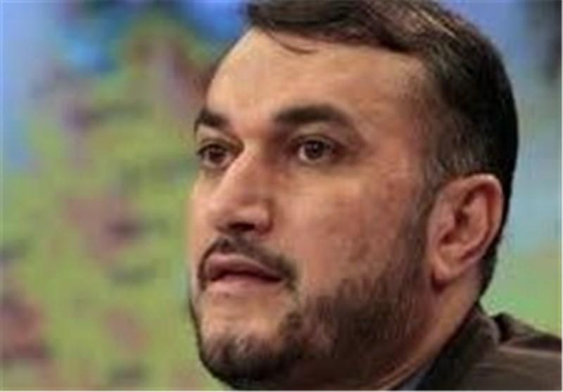 عبد اللهیان: العدوان على سوریا خطأ ستراتیجی لن تبقى ابعاده محدودة