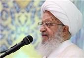 تأکید آیت الله العظمی مکارم شیرازی در ایستادگی مقابل خرافات
