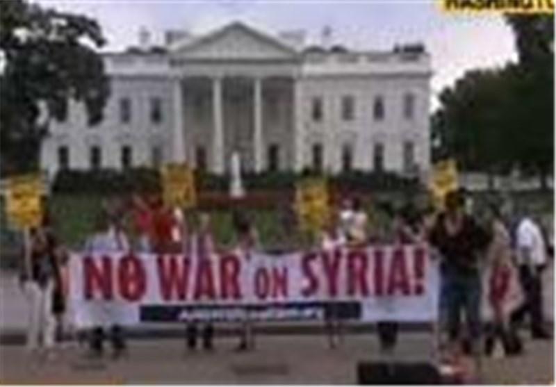 أمریکا وسوریا