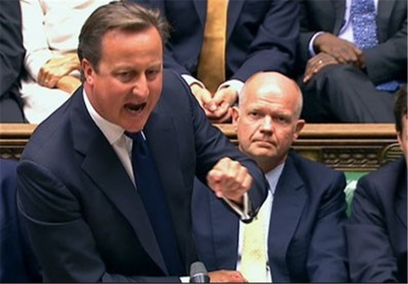 UK's Cameron: ISIL Will Target Us on Our Streets
