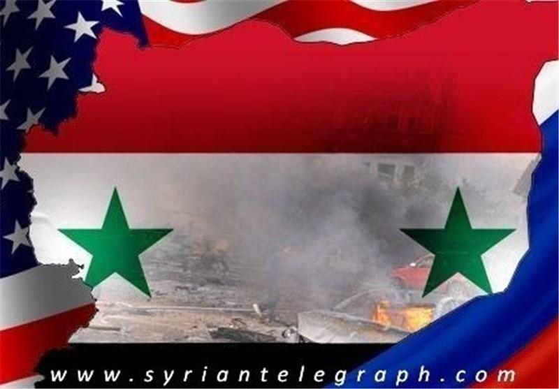 روسيا و امريكا و سوريا