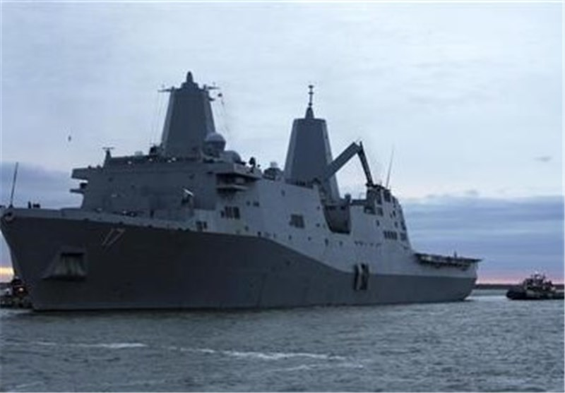 Sixth US Ship Now in Eastern Mediterranean