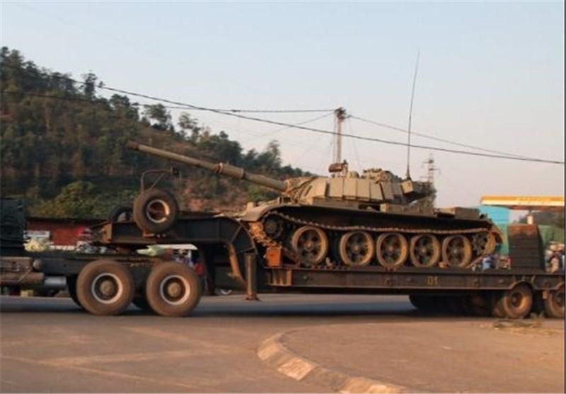 تعداد زیادی از شبه نظامیان رواندا تسلیم نیروهای سازمان ملل شدند