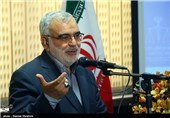 سخنرانی سید مرتضی بختیاری وزیر سابق دادگستری