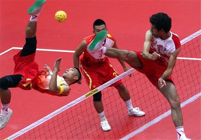 Iran's Sepak Takraw Invited to ISTAF SuperSeries FINALS