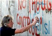 فریاد شکستن دیوارهای اسرائیل از زبان راجر واترز، خواننده گروه پینک فلوید + فیلم