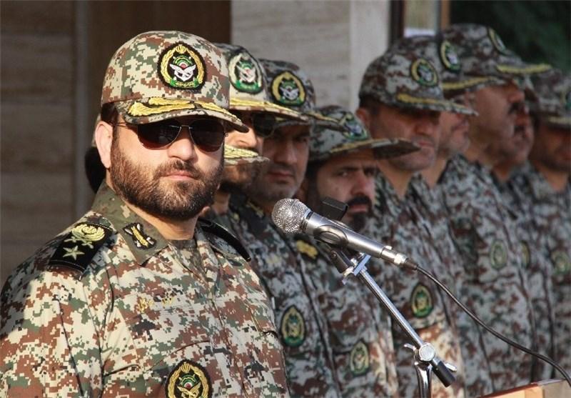 """رزمایش پدافند هوایی """"مصباحالهدای 3"""" با حضور یگانهای ارتش و سپاه برگزار شد"""