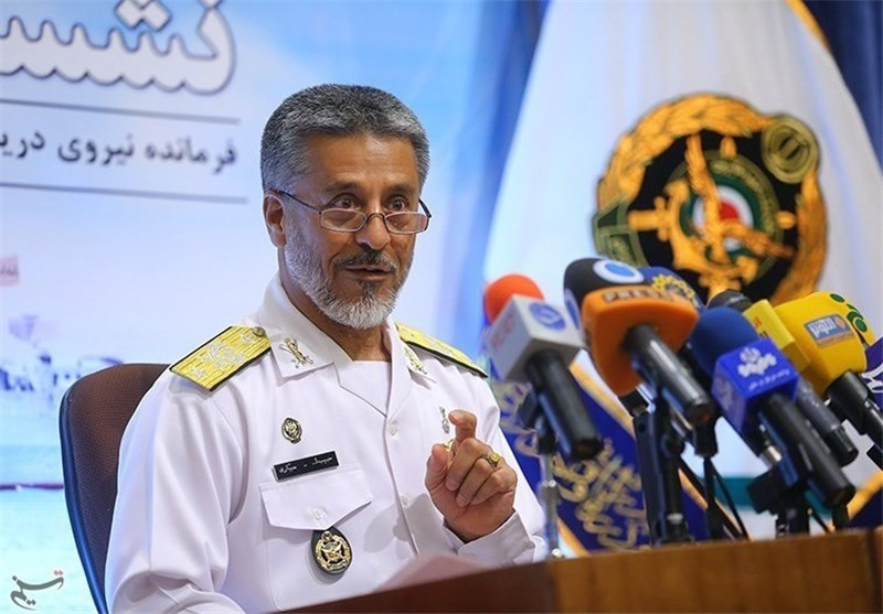 Commander Highlights Iranian Navy's Growing Capabilities