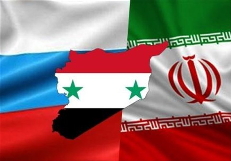 Iran, Russia Stress Political Settlement of Syria Crisis