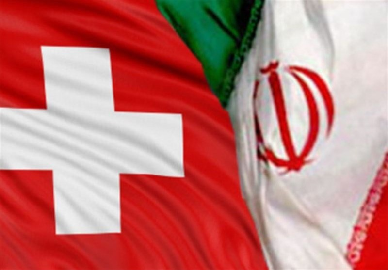 Switzerland Diplomatic Delegation in Tehran for Talks