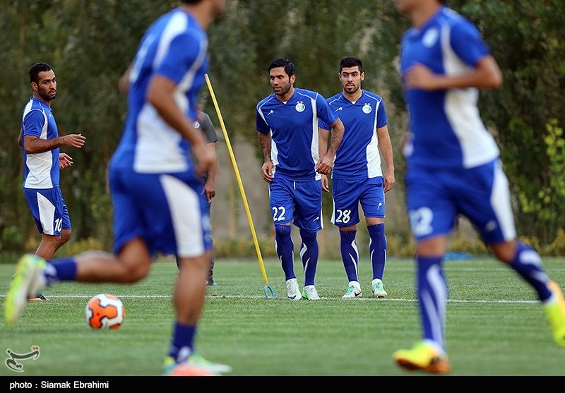 کانال تلگرام تیم استقلال تهران