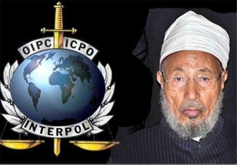 النائب المصری العام یتهم القرضاوى بالخیانة العظمى ویطالب الانتربول بإلقاء القبض علیه