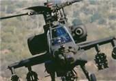 آمریکا 5 فروند بالگرد آپاچی را برای استقرار در مرز چین زودتر از موعد به هند تحویل داد