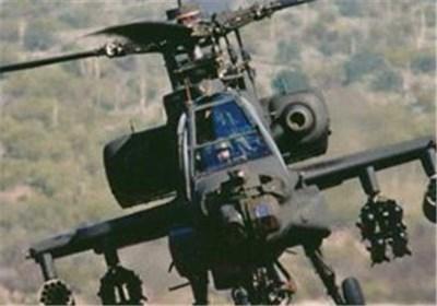 آمریکا ۵ فروند بالگرد آپاچی را برای استقرار در مرز چین زودتر از موعد به هند تحویل داد