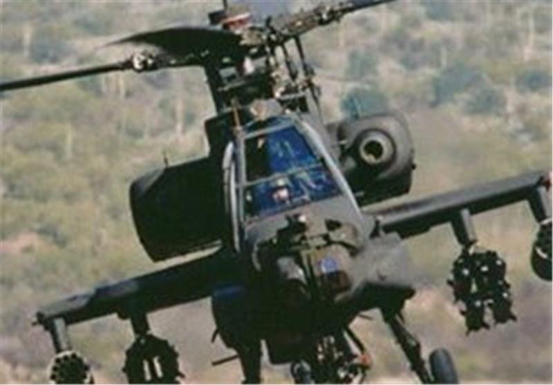 اعلام آمادگی پنتاگون برای فروش 24 فروند بالگرد آپاچی به عراق