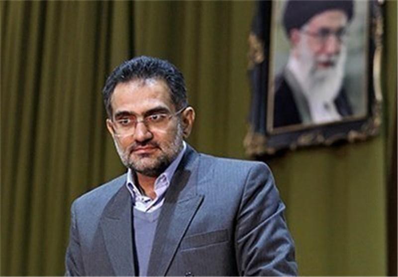 وزیر الثقافة والارشاد الاسلامی السابق یزور وکالة «تسنیم»