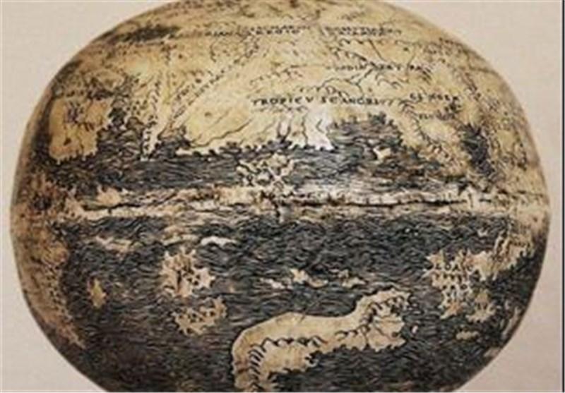 کره زمین جهان نقشه
