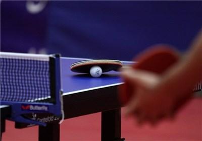 موفقیت پینگ پنگ باز جوان ایرانی/ احمدیان سهمیه المپیک گرفت