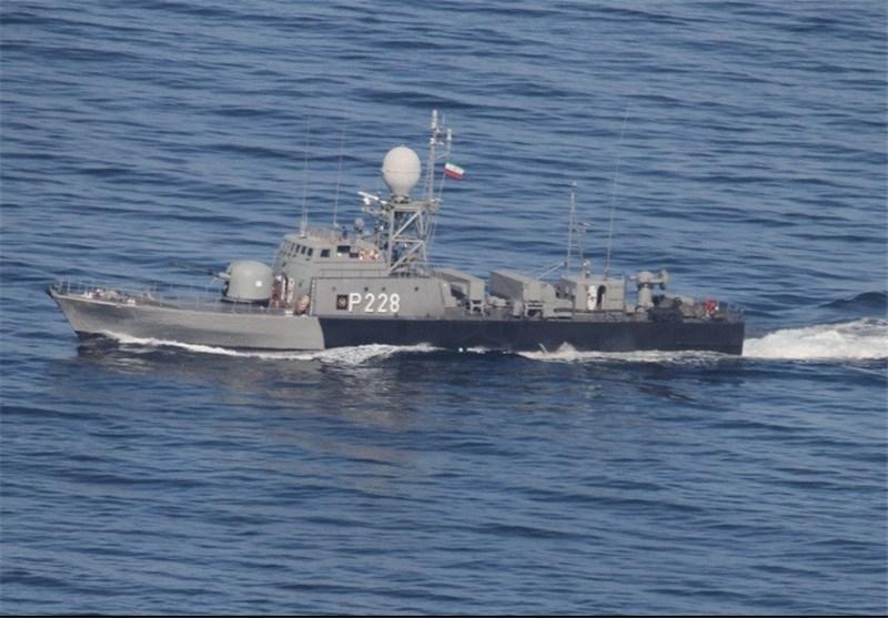Iranian Fleet of Warships Dock in Sudan's Port