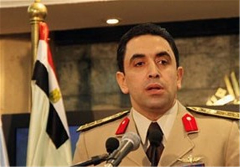 سخنگوی ارتش مصر دعوت السیسی برای نشست با گروههای انقلابی را رد کرد