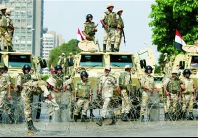 انتشار امنی وعسکری مکثف فی القاهرة استعدادا لتظاهرات مؤیدی مرسی