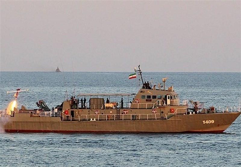 الامیرال سیاری : الطائرات بدون طیار البحریة أحدث السبل لتحدید السفن الحربیة للعدو