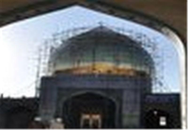 صرف هزینه 1.1 میلیارد ریالی در 4 امامزاده نطنز