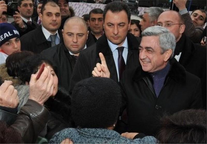 ارمنستان به اتحادیه گمرکی روسیه می پیوندد