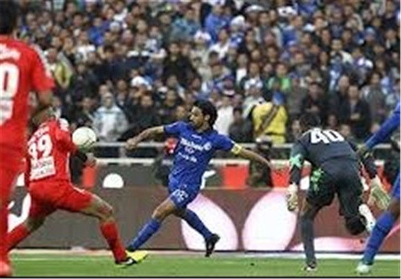 Esteqlal-Persepolis Ready for Friday Derby