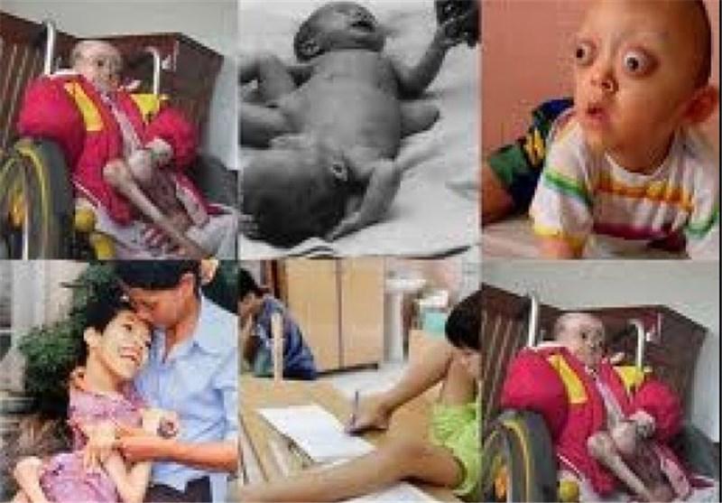 جنایت شیمیایی آمریکا حقوق بشر