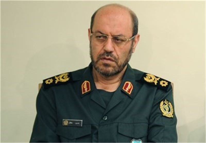 Iran's Defense Ministry Ready to Equip Iraqi Army