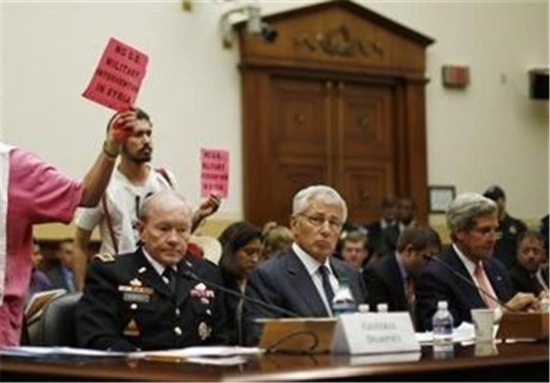US Senate Panel Approves Syria Strike