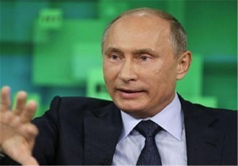 بوتین : الأمریکان یکذبون وموافقة الکونغرس على ضرب سوریا عدوان