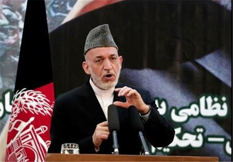 Karzai Condemns US Strike That Killed Toddler