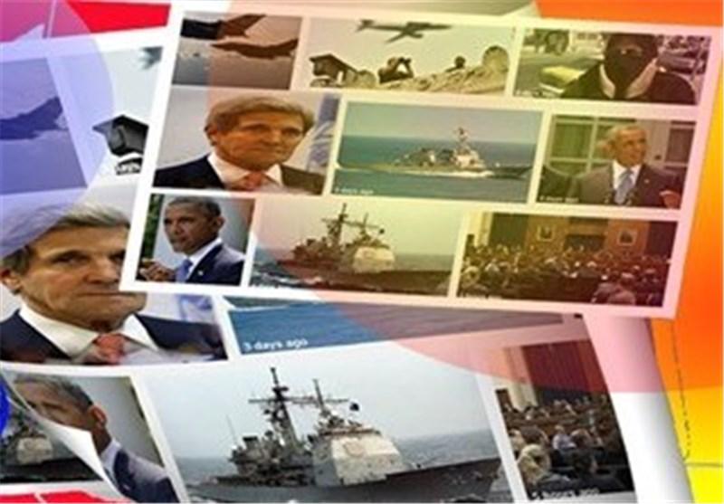 کیری یقول ان 10 دول تعهدت بالمشارکة فی التدخل العسکری ضد سوریا