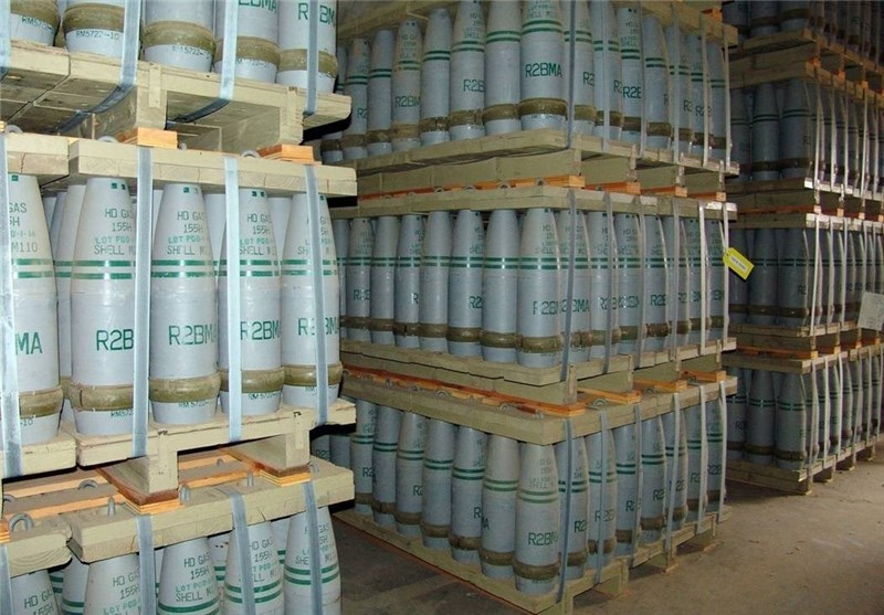 Watchdog Begins Examining Syria Chemical File