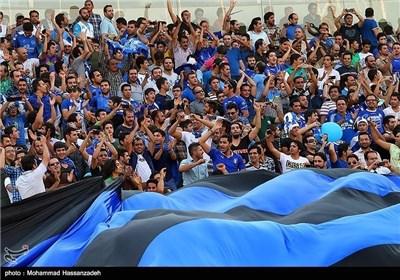 Tehran Derby Ends in Draw