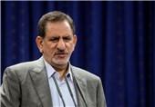 پیام تبریک جهانگیری به «سریک احمدوف»