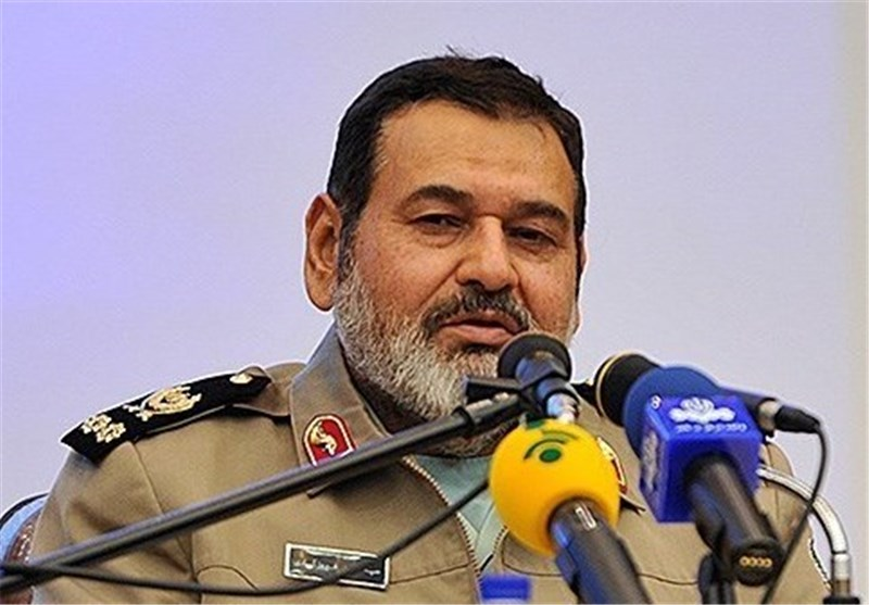 Top Iranian General Lauds New Intifada of Palestine's Younger Generation