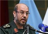 وزیر دفاع: ملت ایران هیمنه پوشالی نظام سلطه را درهم شکسته است