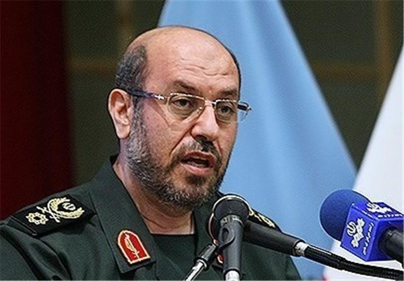 Palestinians' Resistance Would Eliminate Zionist Regime: Iran's DM