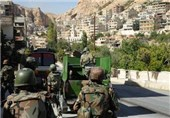 Syria Army Retakes Key Rebel Town Near Damascus: Monitor