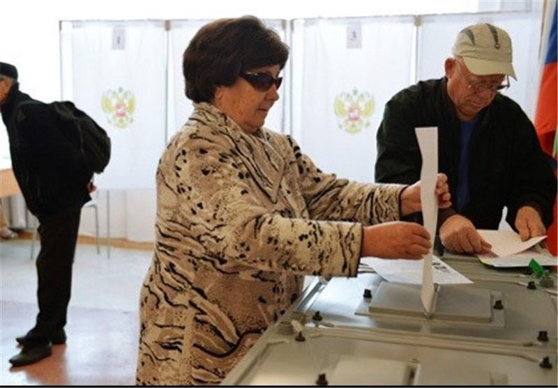 """""""فوز کبیر"""" لحزب بوتین فی الانتخابات التشریعیة الروسیة بـ44.5 فی المئة"""