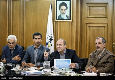 City Council Reelects Qalibaf as Tehran Mayor
