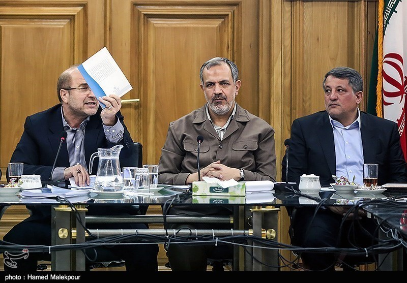City Council Reelects Qalibaf as Tehran Mayor