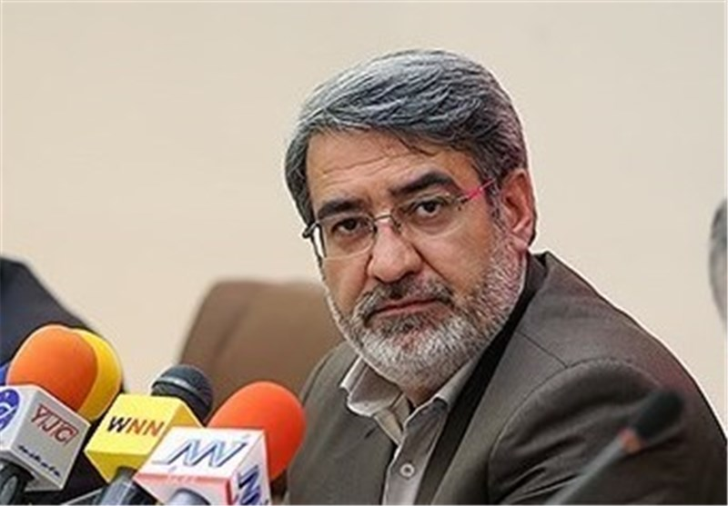 Minister Lauds High Level of Security in Iran