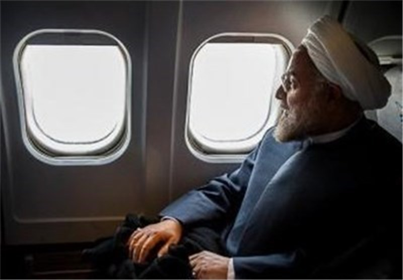 Iran's President to Make First Foreign Visit Tomorrow